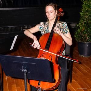 Sinfonia Heist Muziek Intiem Salon des XX Joyce Cuypers Cello