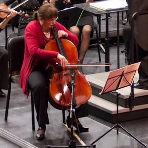 Sinfonia Heist Requiem G. Fauré Diamond Symphonic Else Ceuppens Cello
