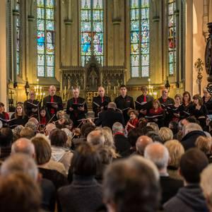 Sinfonia Heist Kerstconcert Diamond Chamber Orchestra Vocaal Ensemble André Walschaerts
