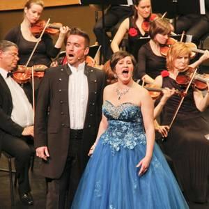 Sinfonia Heist Abend in Wien Diamond Symphonic Joke Cromheecke Willem Van der Heyden