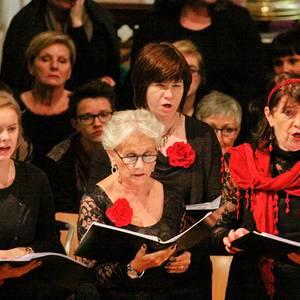 Sinfonia Heist Kerstconcert Vocaal ensemble