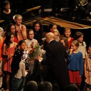 Sinfonia Heist Carmina Burana Kinderkoor André Walschaerts