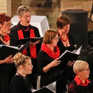 Sinfonia Heist kerstconcert  Elewijts Bachkoor
