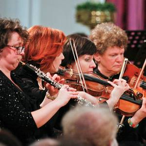 Sinfonia Heist Passieconcert Diamond Chamber Orchestra