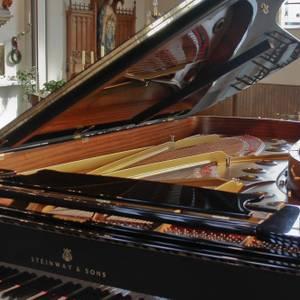 Sinfonia Heist Muziek Intiem Recital piano