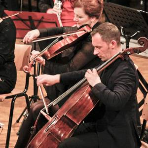 Sinfonia Heist kerstconcert  Diamond Chamber Orchestra  Emmanuel Tondue  cello