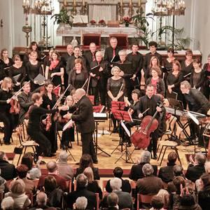 Sinfonia Heist kerstconcert Vocaal ensemble Diamond Chamber Orchestra André Walschaerts
