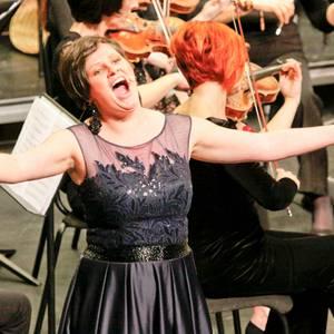 Sinfonia Heist Nieuwjaarsconcert Joke Cromheecke