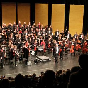 Sinfonia Heist Nieuwjaarsconcert Diamond Symphonic Vocaal ensemble Laudate André Walschaerts