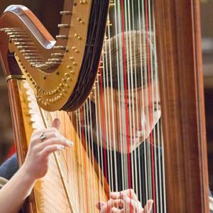 Sinfonia Heist Harpenconcert Eva Verheyen