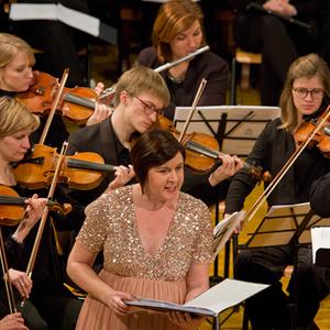Sinfonia Heist Kerstconcert Diamond Chamber Orchestra Anneke Luyten