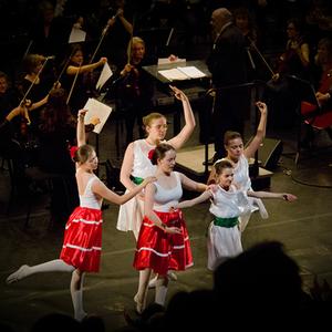 Sinfonia Heist Nieuwjaarsconcert Diamond Symphonic Ballet Academie