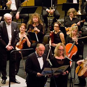 Sinfonia Heist Nieuwjaarsconcert Diamond Symphonic André Walschaerts Eric Verbist Martine Vermeyen